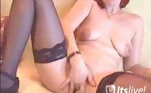 Gingerroxy's Webcam Show Dec 2 Part 33