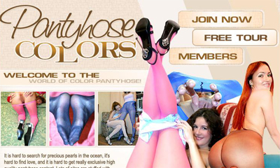 PantyhoseColors.com