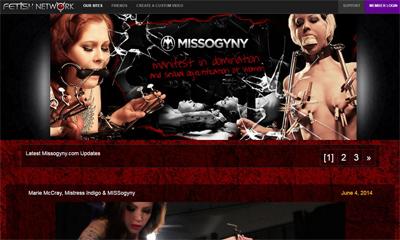 Missogyny