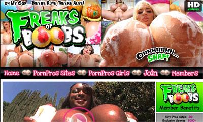 Freaks of Boobs