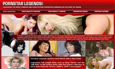 Pornstar Legends