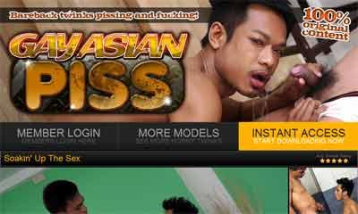 Gay Asian Piss