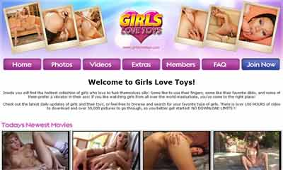Girls Love Toys